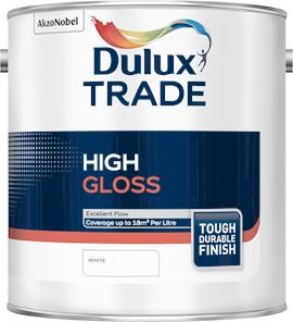Dulux TR High Gloss WHITE 2.5L