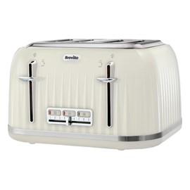 Breville 2100W Impressions 4 Slice Toaster