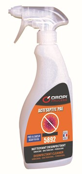Universal Disinfectant Acti'Septyl 750ml Trigger Spray