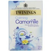 Twinings Infusion Tea Bags Individually-wrapped Camomile [Pack 20]