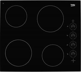 BEKO Electric Ceramic Hob - Black