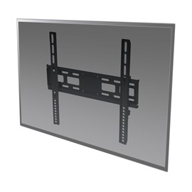 "Peerless Flat to Wall Mount - up to 40kg 50"" TVs"