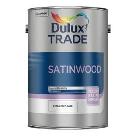 Dulux TR Satinwood PB WHITE 5L