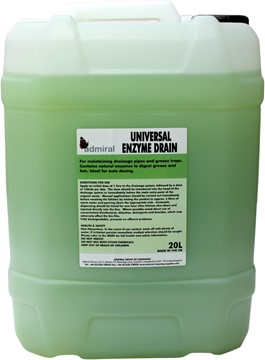Universal Enzyme Drain Cleaner 20L