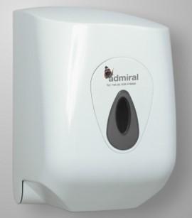 Blue Roll Centre Feed Dispenser