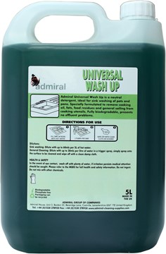 Universal Washing Up Liquid 5L