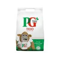 PG Tips Tea Bags Pyramid 1 Cup - [Pack 1100]