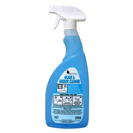 Universal Glass & Stainless Steel Cleaner 6x750ml