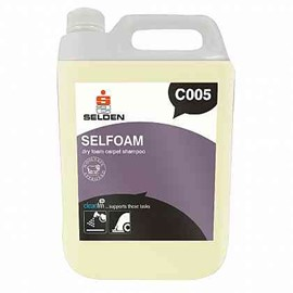 SELDEN Selfoam Carpet Shampoo 5L C005