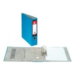5 Star Office Lever Arch File 70mm A4 Blue 10 Pack