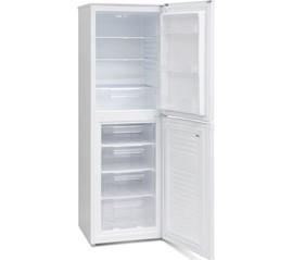 50/50 Fridge Freezer - White