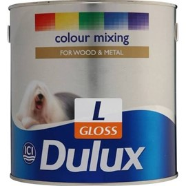 Dulux TR Quick Dry Gloss Tinted COLOURS 2.5L