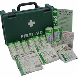 First Aid Kit Workplace 1 to 10 People