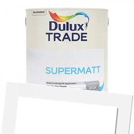 Dulux TR Supermatt WHITE 10L