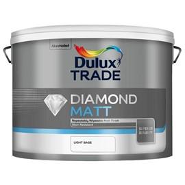 Dulux TR Diamond Matt Tinted COLOURS 10L