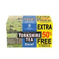 Yorkshire Tea Decaffeinated [Pack 120]
