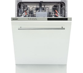 SHARP Full-size Integrated Dishwasher