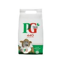 PG Tips Tea Bags Pyramid - [Pack 440]