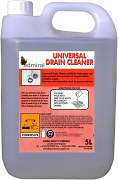 Drain Cleaner CASE 2 x 5L
