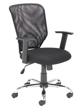 First Mesh Task Chair Black