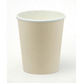 8oz Paper Cups for Hot Drinks 236ml (Pack x 50)