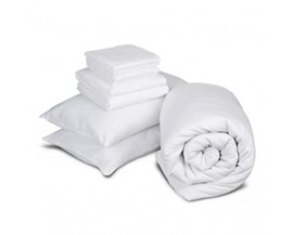 Double Bedding Pack with Towels