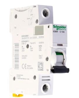 Electric Acti 9 10A MCB Mini Circuit Breaker, 1P