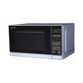 Sharp Microwave 20L 800KW - Silver