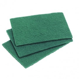 Green Scourer (Pack of 10)
