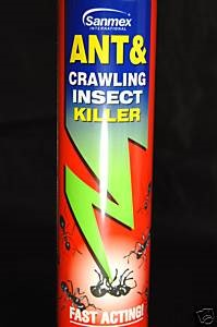Ant & Crawling Insect Killer