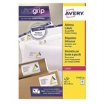 Avery L7163-40 Self-Adhesive Address Labels
