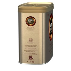 Nescafe Gold Blend Instant Coffee Tin 750g