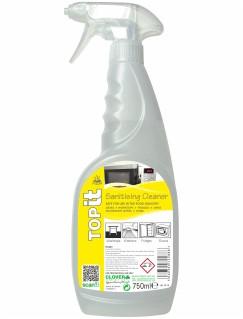 TopIT Multisurface Sanitiser CASE 6x750ml