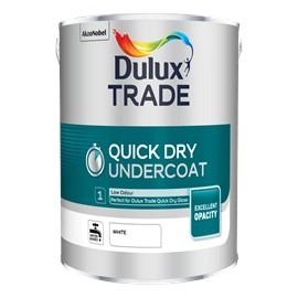Dulux TR Quick Dry Undercoat WHITE 5L