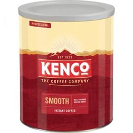 Kenco smooth roast instant coffee tin 750g