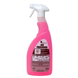 Universal Air Freshener Trigger Spray 6 x 750ml