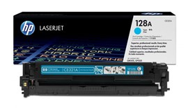5 Star Office Laser Toner Cartridge Cyan HP128A