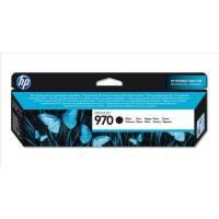 HP 970 Black Ink Cartridge CN621A, 3K Page Yield
