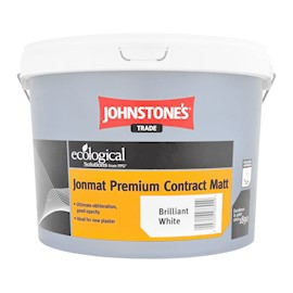 Johnstone's JONMAT CONTRACT MATT COLOUR 10L
