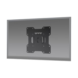 """TruVue Flat Wall Mount for 15-37"""" TVs"""