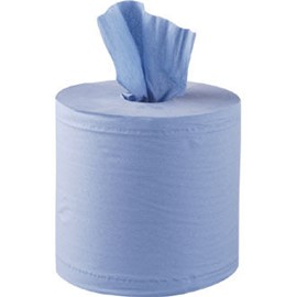Blue Roll Centre Feed 2ply (Pack of 6)