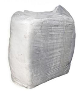 White Rags Lint Free (TSB White) 10kg