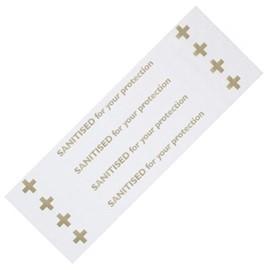 Hygiene Sanitary Toilet Strips (Pack of 1000)