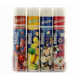 Shades Pro BLAST Hi Power Air Freshener 750ml