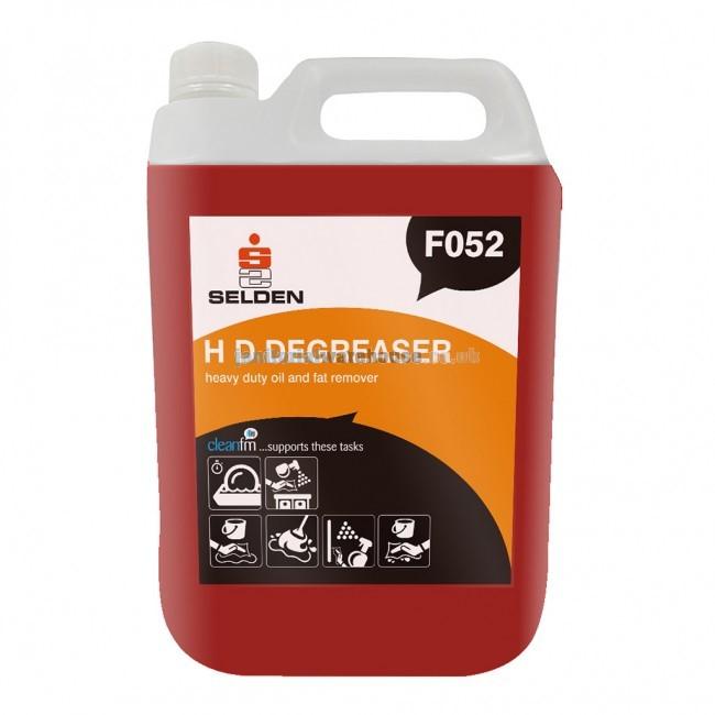 Heavy Duty Degreaser >> Selden Heavy Duty Degreaser 5l F052